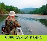 River Kwai Noi Gallery - Fishing