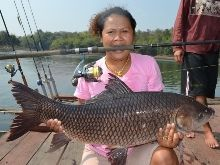 Rogu IGFA All Tackle Record 13.35kg