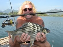 Java Barb IGFA All Tackle Record 2.6kg