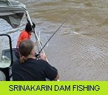Srinakarin Dam Gallery - Fishing