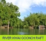 River Kwai Noi Gallery - Goonch Raft