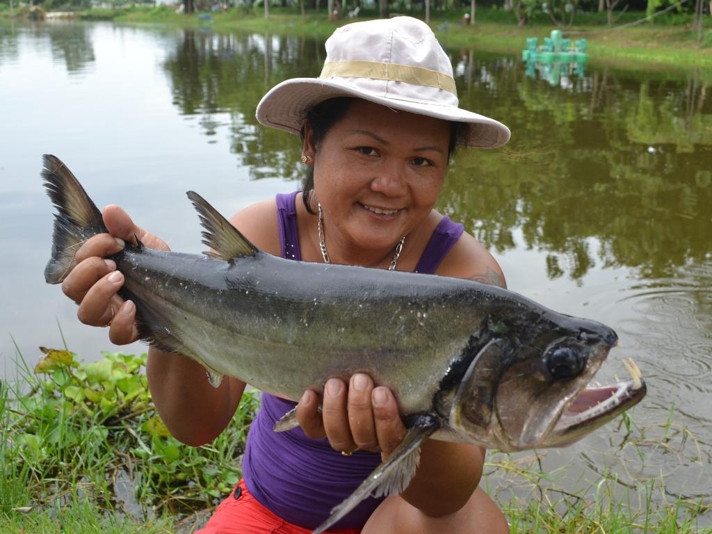 рыбалка экзотика